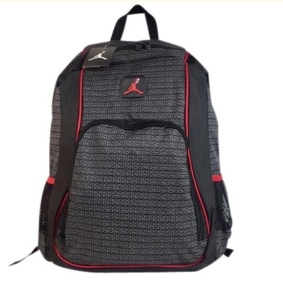 2a921848af84f7 Nike Air Jordan Unisex back Backpack
